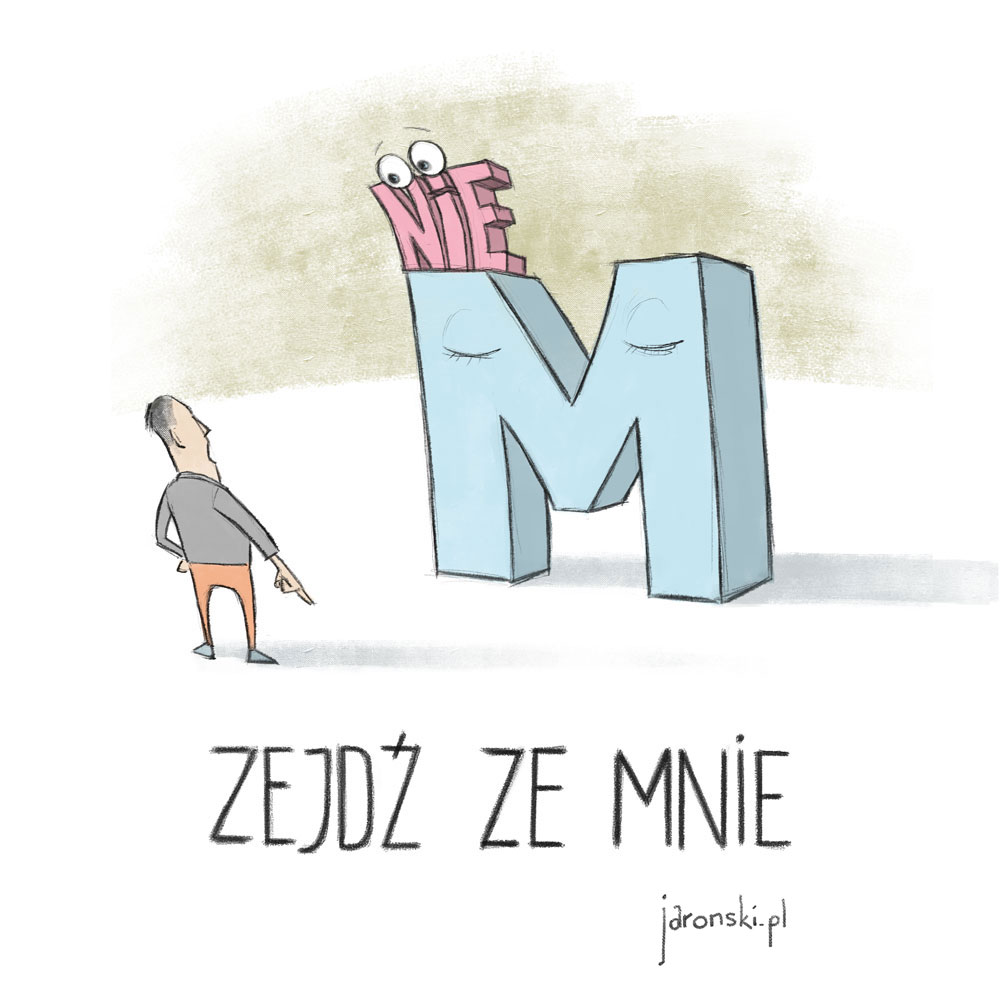 Paweł Jaroński - zejdz