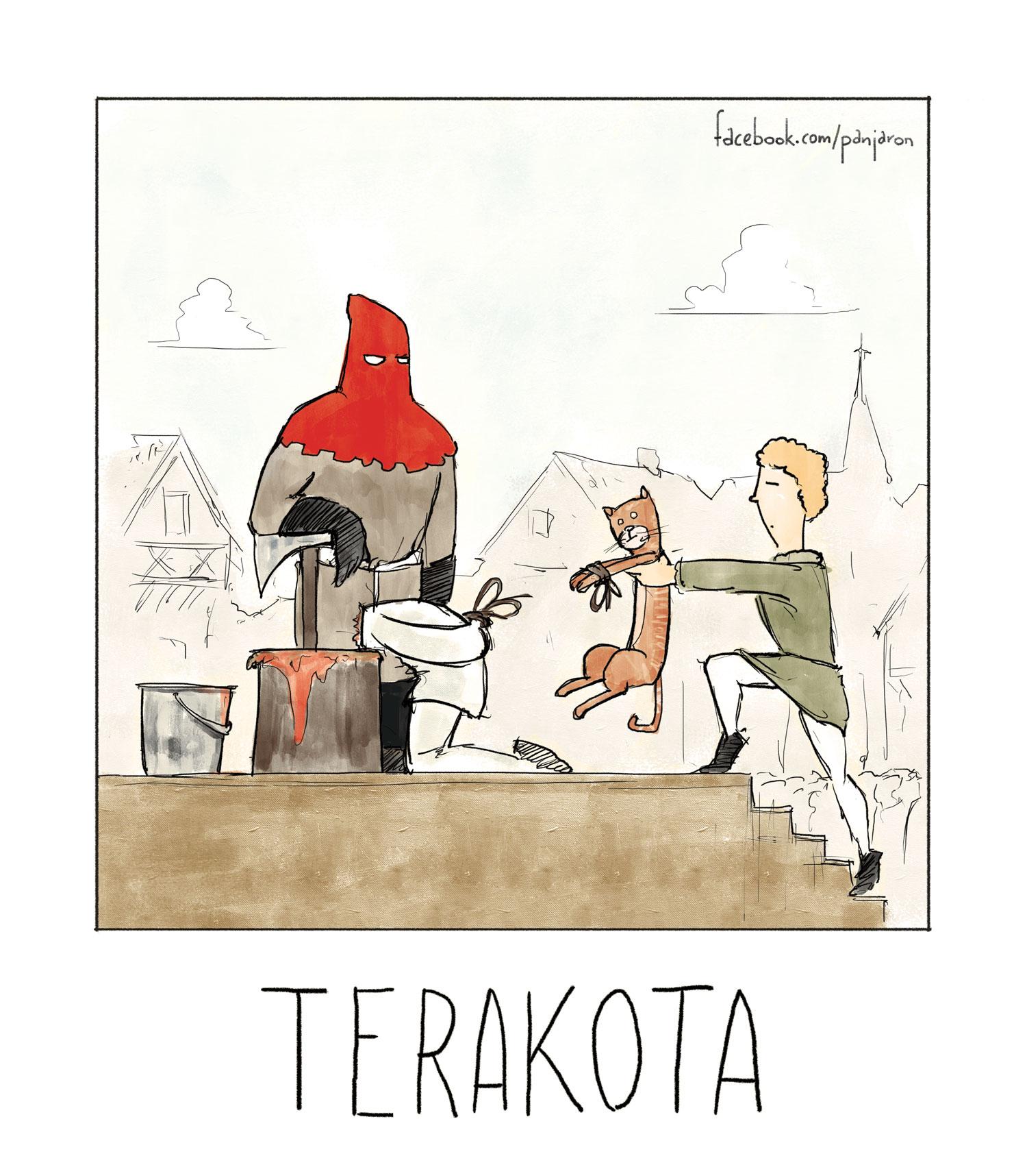 terakota
