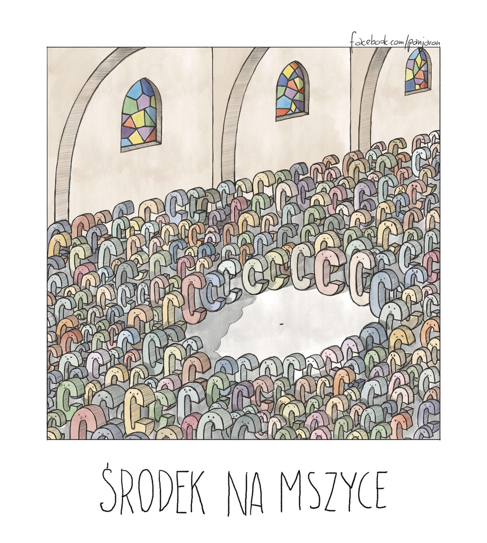 środek na mszyce - Jaroński rysownik