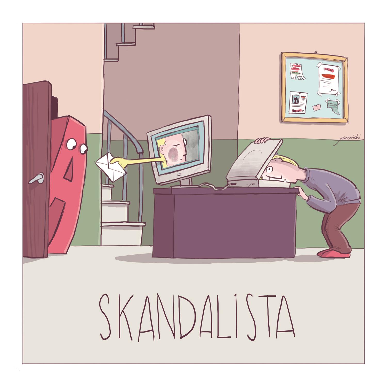skandalista